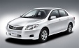 Toyota Corolla Axio G 4WD CVT 1.5 (2008)