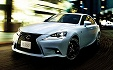 Lexus IS 250 F SPORT X LINE ECT 2.5 (2015)