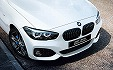 BMW 1 Series 118I M SPORT RHD AT 1.5 (2017)