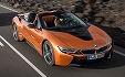 BMW i8 Roadster I8 ROADSTER LHD 4WD AT 1.5 (2018)