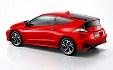 Honda CR-Z ALPHA MASTER LABEL 2TONE COLOR STYLE CVT 1.5 (2015)