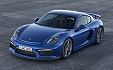 Porsche Cayman CAYMAN BLACK EDITION RHD MT 2.7 (2015)