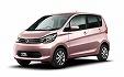 Mitsubishi eK Wagon G SAFETY PACKAGE 4WD CVT 0.66 (2015)