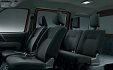 Subaru Sambar TRANSPORTER BLACK INTERIOR SELECTION AT 0.66 (2014)