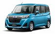 Subaru Justy GS SMART ASSIST CVT 1.0 (2016)
