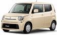 Suzuki MR Wagon X IDLINGSTOP AUDIOLESS CVT 0.66 (2011)