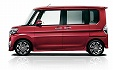 Daihatsu Tanto Custom X SMART SELECTION SN CVT 0.66 (2014)