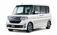 Daihatsu Tanto Custom X TOP EDITION SA 4WD CVT 0.66 (2014)