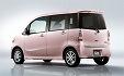 Daihatsu TANTO EXE CUSTOM X CVT 0.66 (2010)