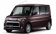 Daihatsu Tanto Custom X CVT 0.66 (2011)