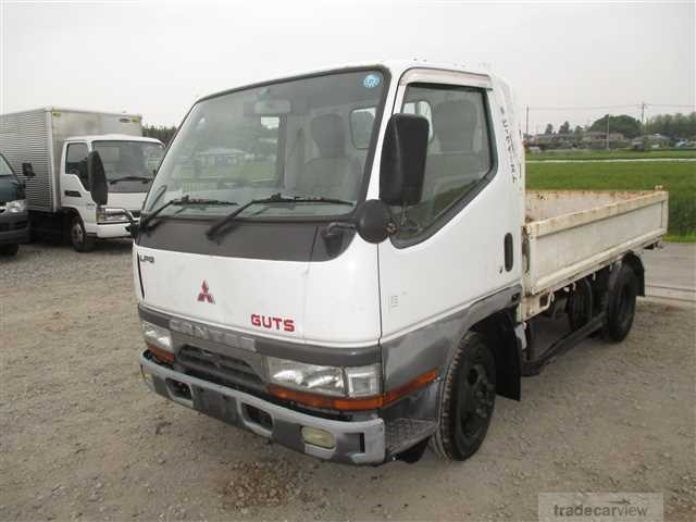 1997 Mitsubishi Canter Guts GB-FA523B