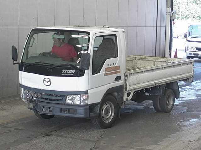 2000 Mazda Titan