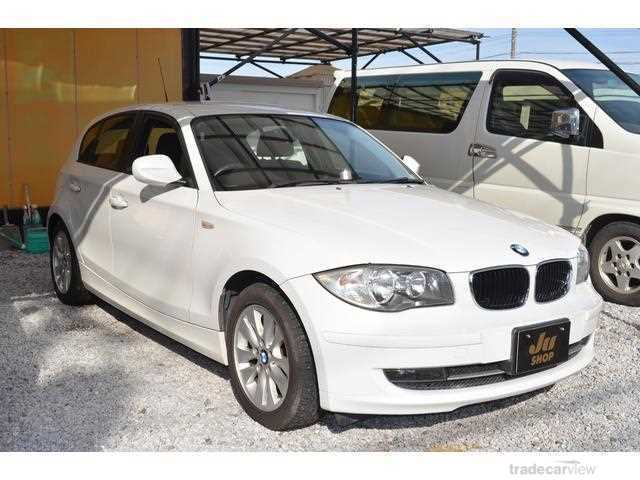 2009 BMW 1 Series UE16 4.5☆116i☆16 Inches AW☆