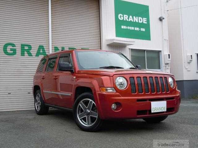 2009 Jeep Patriot MK74 SELLING! 4WD☆ETC☆Back cam☆Keyless☆Leather seat