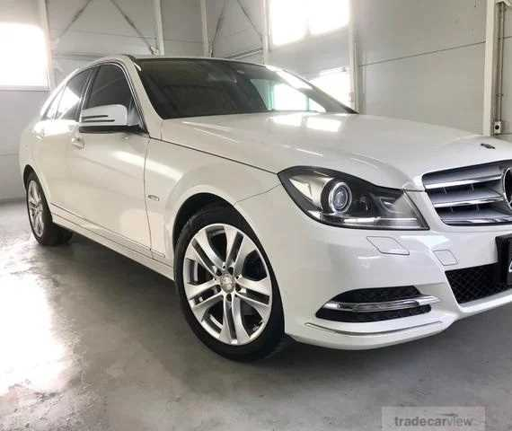 2011 Mercedes-Benz C-Class 204048 C200 BE☆BACK CAM☆KEYLESS☆VERY LOW PRICE!!