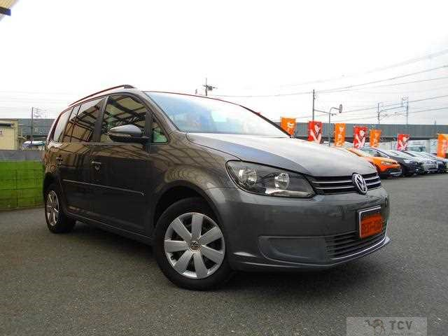 2011 Volkswagen Golf Touran 1TCAV SELLING! ⭐Keyless⭐Back cam⭐Turbo & Supercharger⭐