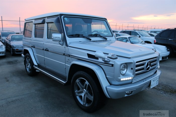 2011 Mercedes-Benz G-Class 463270 ♞G55 AMG Long ♞Sun Roof ♞Leather Seats