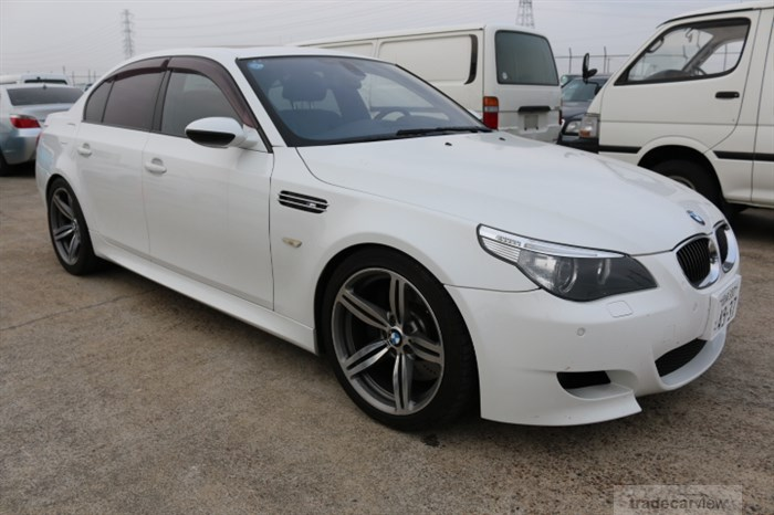 2007 BMW M Model ABA-NB50 ♞M5 ♞SMG III Paddle Shift ♞Carbon Roof ♞330 km/h