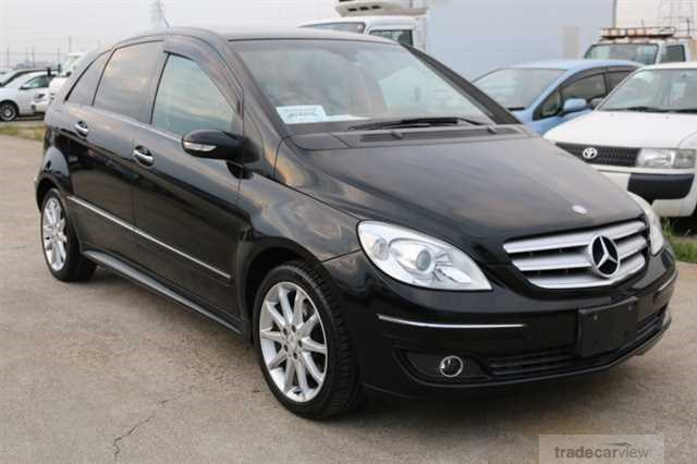 2006 Mercedes-Benz B-Class 245233 ♞B200 Sport ♞Leather Seat ♞Rear View Camera