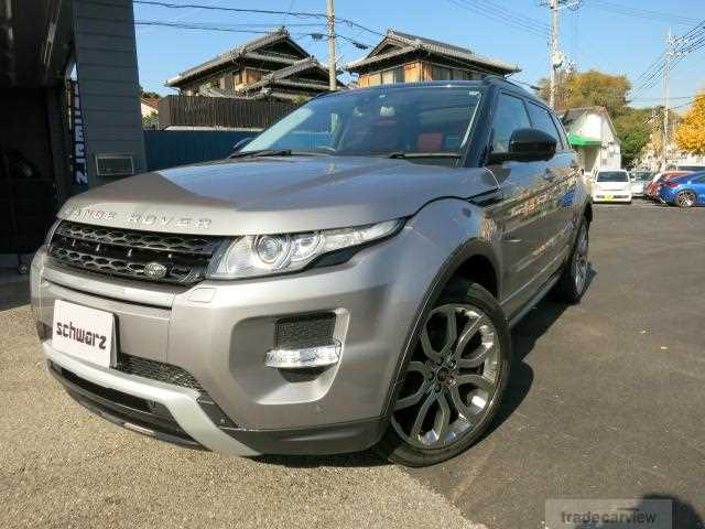 2014 Land Rover Land Rover Others CBA-LV2A