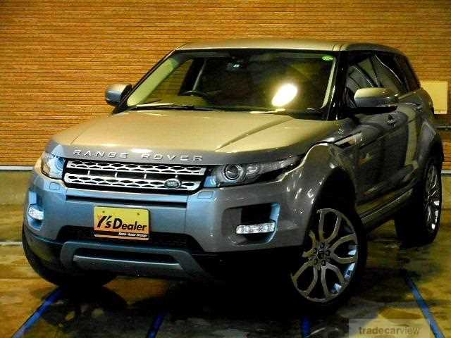 2013 Land Rover Land Rover Others CBA-LV2A