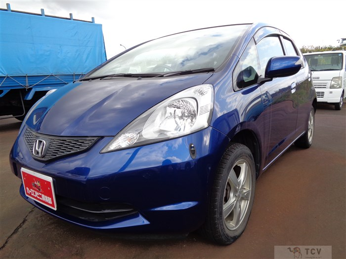 2010 Honda Fit GE7 AT☆4WD☆CD☆