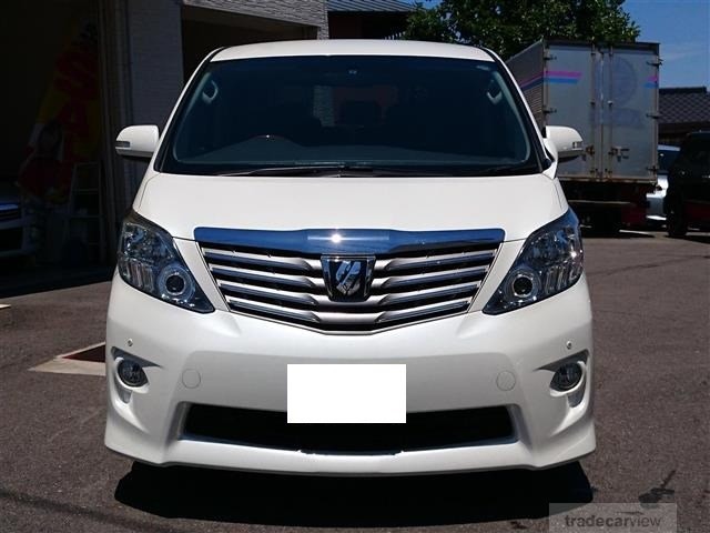 2011 Toyota Alphard ANH20W 240S  Premium Selection