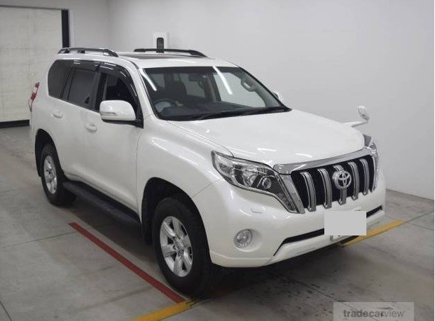 2013 Toyota Land Cruiser Prado TRJ150W 7Seats  Sunroof Special Discount Price New Modell
