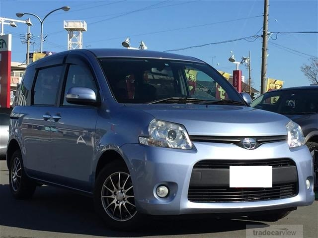 2012 Toyota Sienta NCP81G DICE    7 Seater
