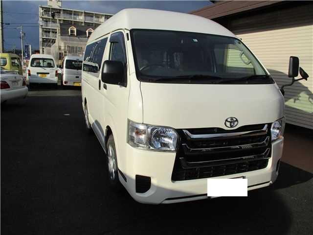 2014 Toyota Hiace Van