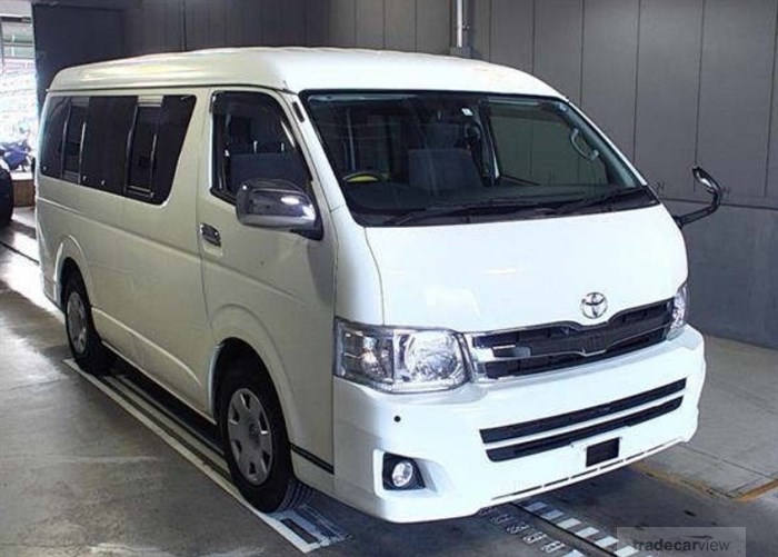 2014 Toyota Hiace Wagon TRH214W Excellent Condition
