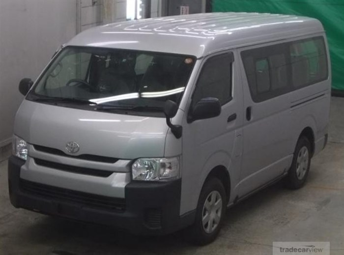 2015 Toyota Hiace Wagon TRH219W Excellent Condition