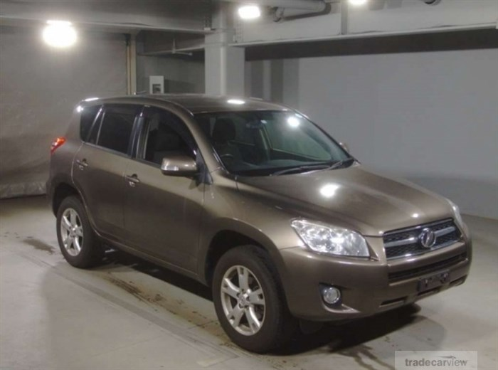 2012 Toyota RAV4 ACA36W Excellent Condition