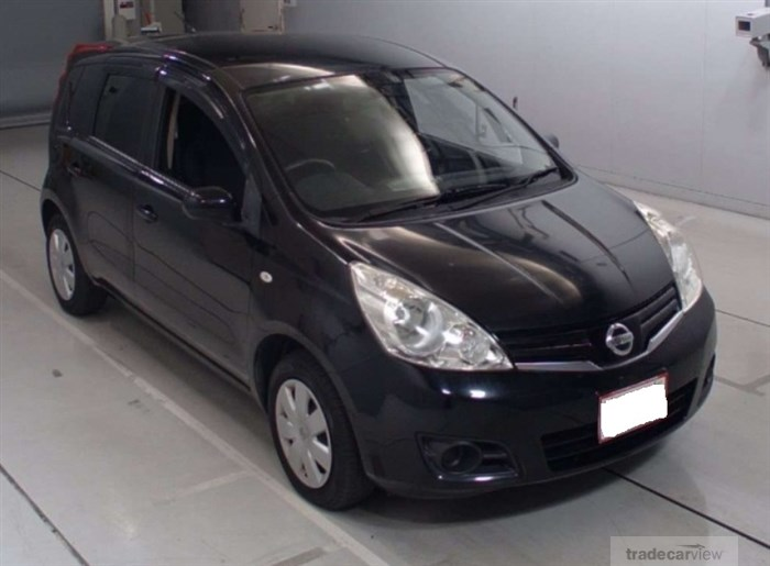 2012 Nissan Note E11 Excellent Condition