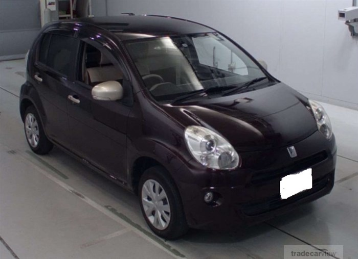 2011 Toyota Passo KGC30 Excellent Condition