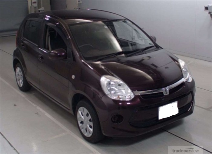 2015 Toyota Passo KGC30 Excellent Condition