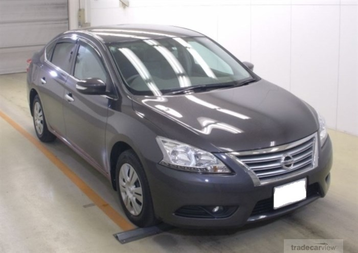 2015 Nissan Bluebird Sylphy TB17 Excellent Condition