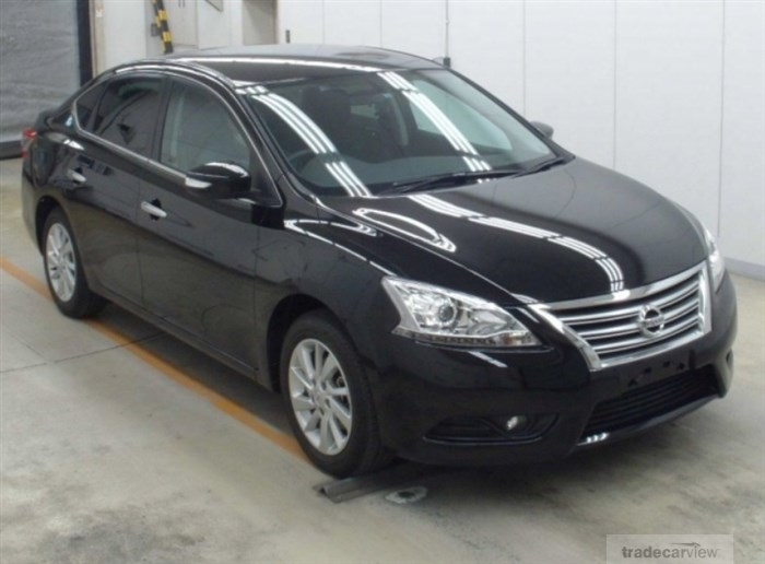 2016 Nissan Bluebird Sylphy TB17 Excellent Condition