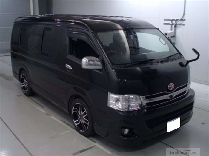2013 Toyota Hiace Wagon TRH214W Excellent Condition