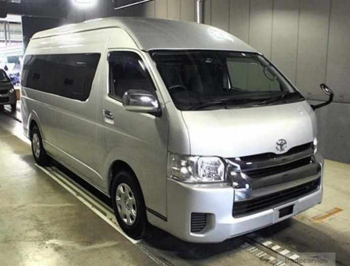 2016 Toyota Hiace Wagon TRH224W Excellent Condition