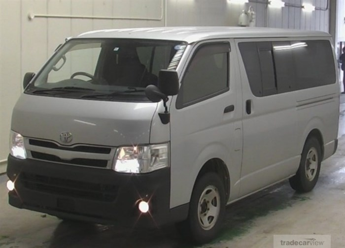 2012 Toyota Hiace Van KDH206V Excellent Condition