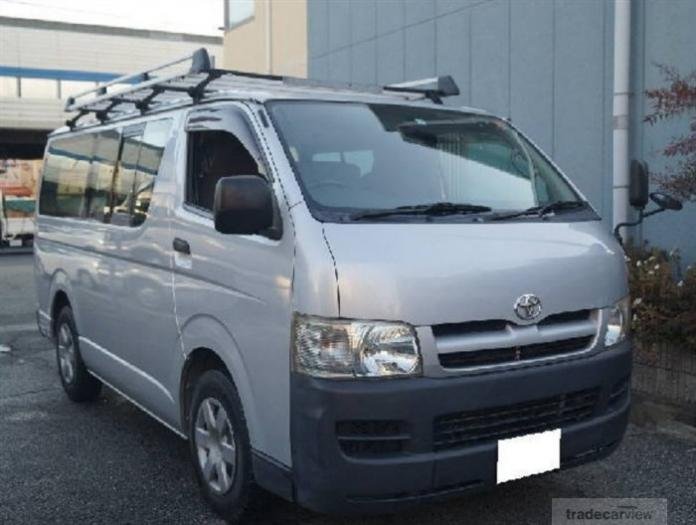 2006 Toyota Hiace Van KDH200V Excellent Condition