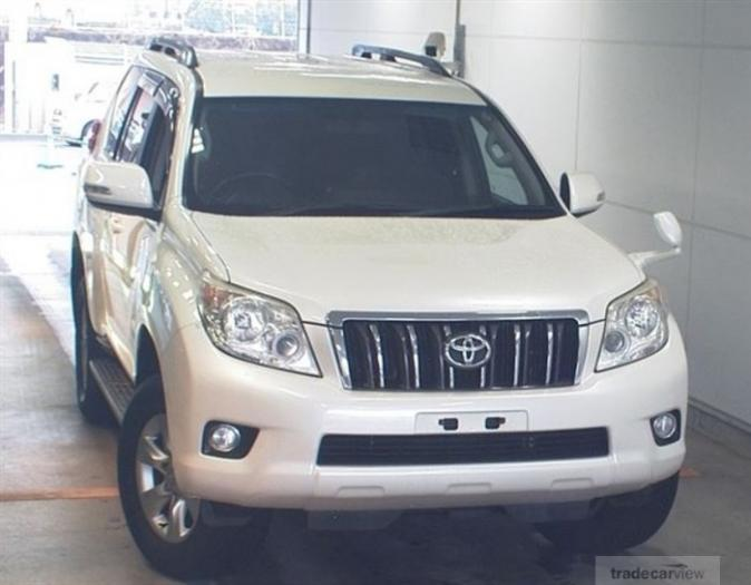 2009 Toyota Land Cruiser Prado TRJ150W Excellent Condition