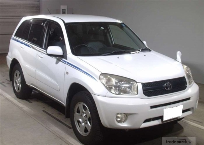 2005 Toyota RAV4 ACA21W Excellent Condition