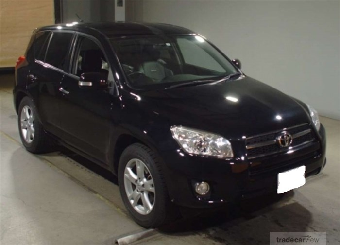 2011 Toyota RAV4 ACA36W Excellent Condition