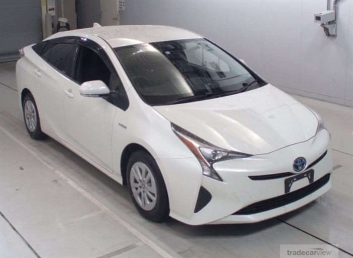 2017 Toyota Prius ZVW50 Excellent Condition