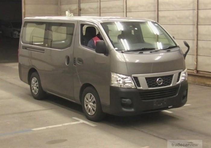 2015 Nissan Caravan Van VR2E26 Excellent Condition