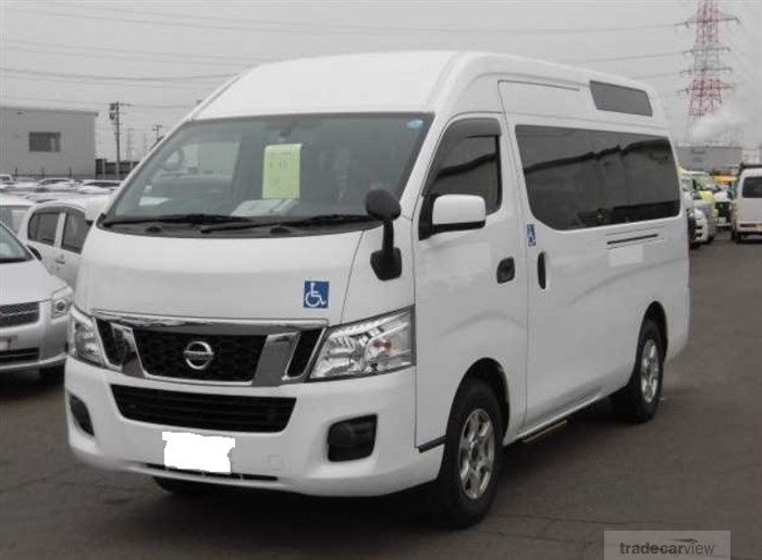 2015 Nissan Caravan Van CW8E26 Excellent Condition
