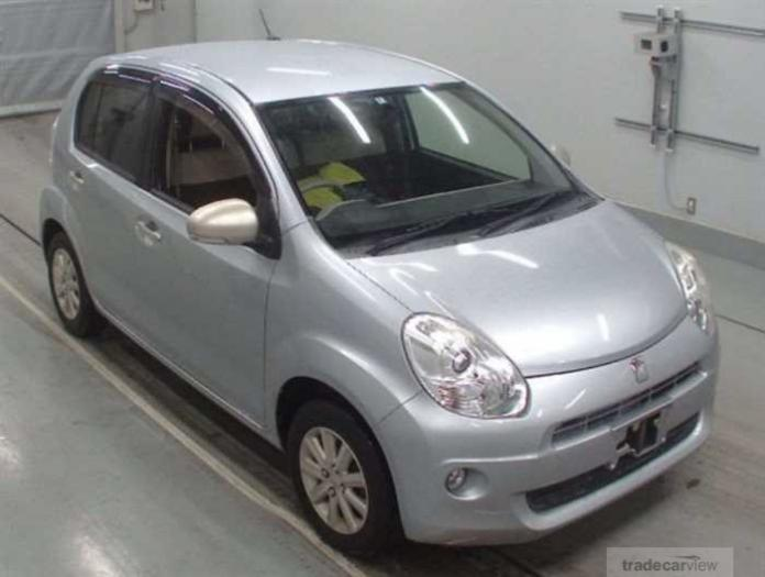 2012 Toyota Passo KGC30 Excellent Condition