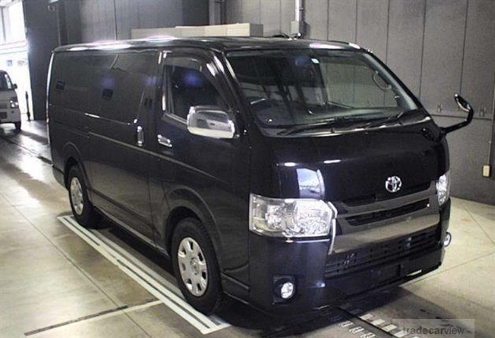 2015 Toyota Hiace Van KDH201V Excellent Condition